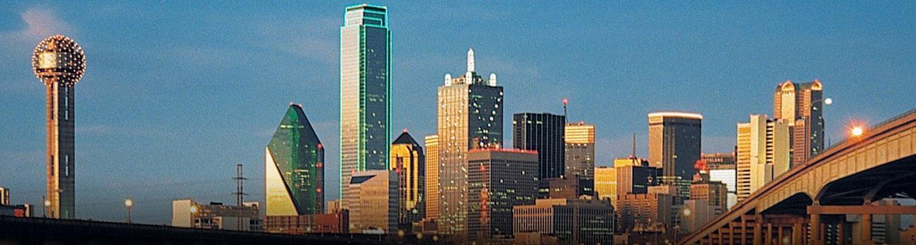 DFW Skyline